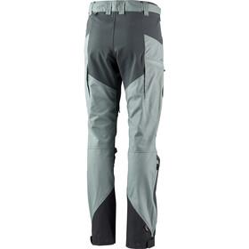 Lundhags Makke - Pantalones Mujer - gris